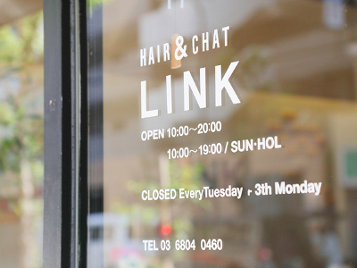 hair&chat Link3