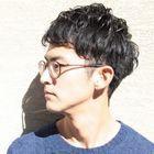 【メンズ限定】似合わせカット※マッサージ付き☆