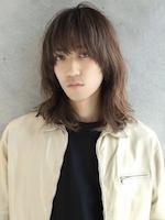 【ANDREY 宮村】外ハネロブ×ハイライトベージュ