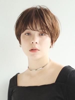 【ANDREY MAYU】エアリーショート