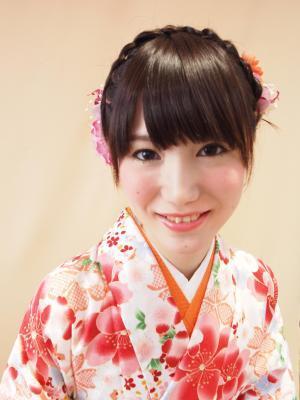 【卒業式・謝恩会に♪】 袴のアップスタイル☆