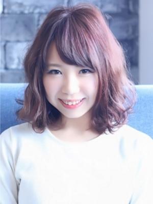 ☆コーラルピンクショート☆