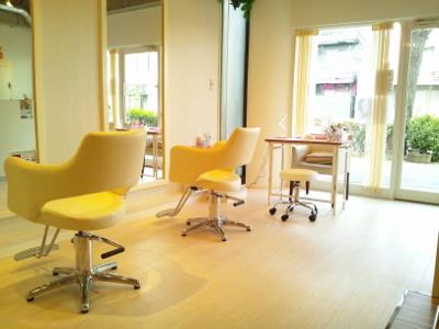 Hair salon U at Kobe1