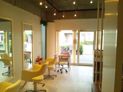 Hair salon U at Kobe2