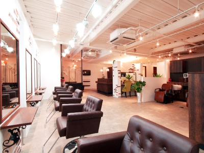 LIZA hair salon1