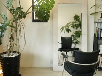 hair-salon Rose et Noir