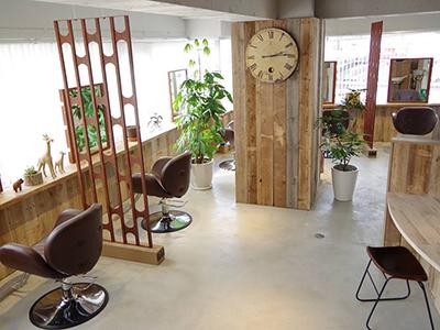 Raw&Bello hair salon1