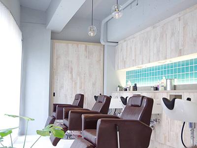 Raw&Bello hair salon2