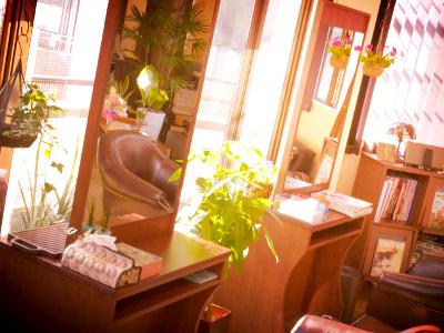 hair salon 虹3