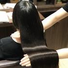 サラサラヘアケアと気になる前髪のカット!