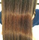 【極上のツヤ】縮毛矯正とカラーのセットメニュー☆カラークセストパー☆低ダメージ髪質改善☆ロング料無料