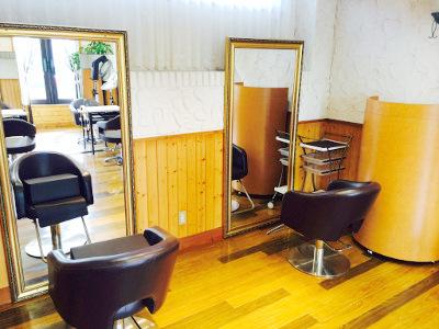 com's hair e-style 安城店1