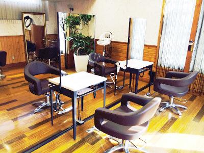 com's hair e-style 安城店2