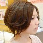 【人気メニュー!】似合わせカット+うるツヤカラー+ローズスパトリートメント