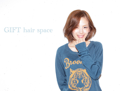 GIFT hair space3