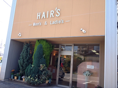 HAIR'S3