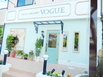 HAIR'S GALLERY VOGUE 北生駒店2