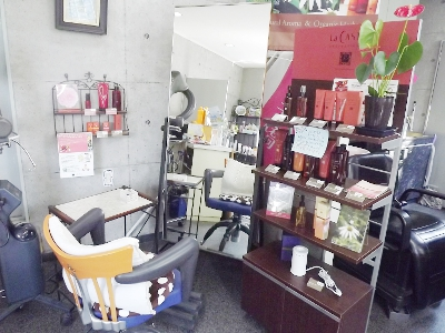 美容室 キュートハウス