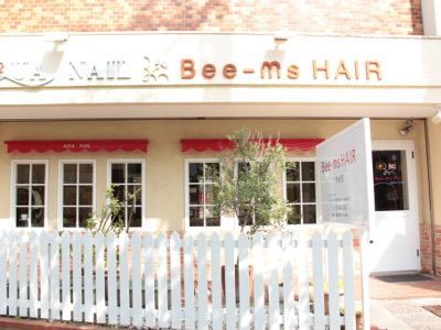 Bee-ms hair 植田店3