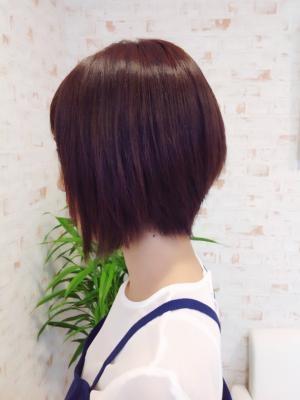 エレガンスボブ Lehua Hair Garden