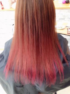 ガーリーロング Lehua Hair Garden