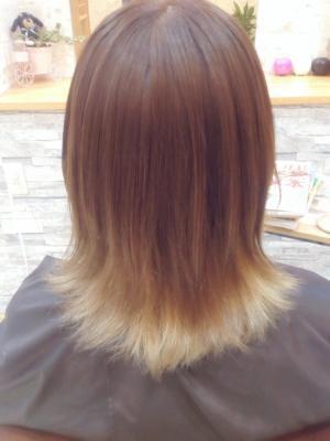 ガーリーミディアム Lehua Hair Garden