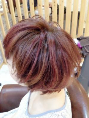 フェミニンボブ Lehua Hair Garden