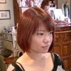 染めるほど髪が良くなるカラー+お手入れ簡単カット M(首までの長さ)