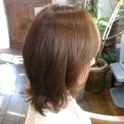 染めるほど髪が良くなるカラー+お手入れ簡単カット ML(鎖骨ぐらいまでの長さ)