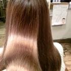 染めるほど髪が良くなるカラー+お手入れ簡単カットL(胸ぐらいの長さ)