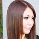 【カラー竹コース】カット+ベリーズカラーSS・S+トリートメント