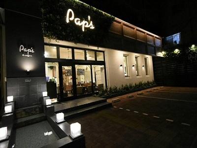 Pap's de coiffeur 宝塚南口店5