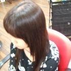 キラ髪イオン縮毛矯正+カット