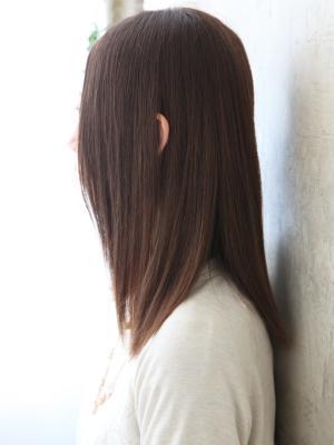 吉高☆風~しなやかストレート☆ナチュラル縮毛矯正【巣鴨店】