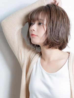 h&m insi 中山☆外ハネボブ