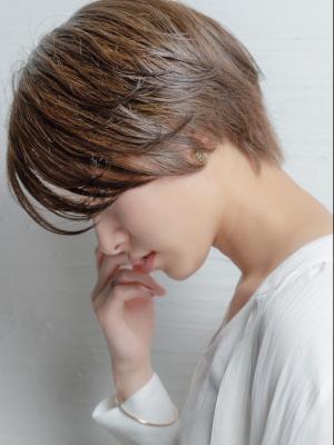 h&m insi 中山☆ハンサムショート