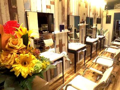 美容室オープンハート1