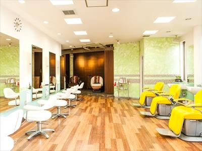 hair PACIANT 豪徳寺店1