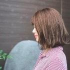カット+オーガニックカラー(根元) 12,247円