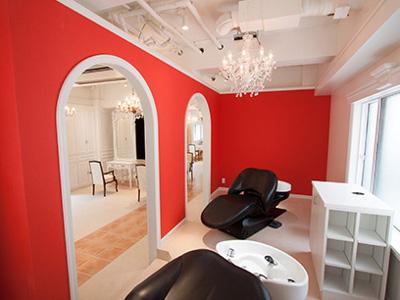 Hair Studio ARS oike3