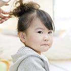 【平日限定ママクーポン】カット+ツヤカラー+子供カット