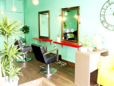 Zephyr hair salon2