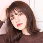 リニュ-アル記念【新規☆女性限定】カット+オーガニックカラー+アミノ酸TR