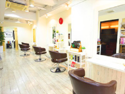 hair salon MALLOW1