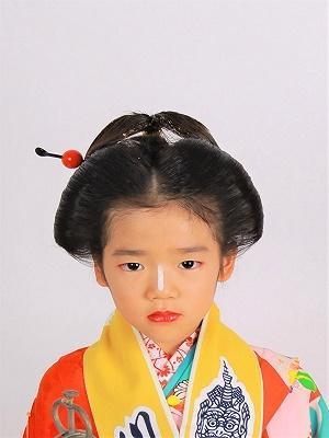 ー日本髪・手古舞ー川越祭りスタイル