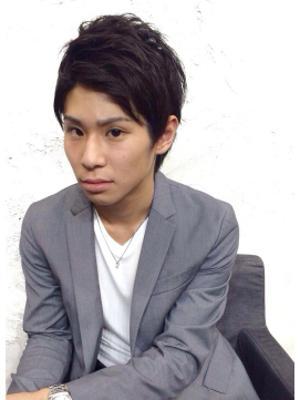 定番カジュアル男前ショートスタイル!