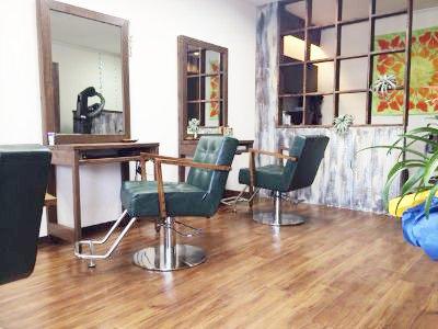 美容室ラウレア1
