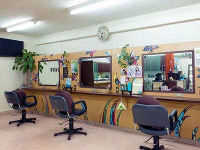 hair salon Irie1
