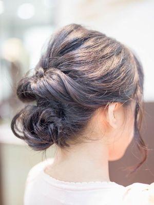 まとめ髪 Vol.3