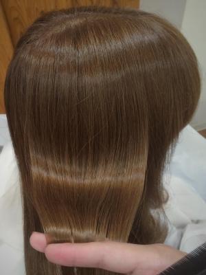 【ツヤ髪】【キラ水】ホリスティックカラー